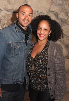 """Jesse Williams, the actor and model who portrays Dr. Jackson Avery on """"Grey's Anatomy,"""" married his girlfriend of five years, Aryn Drake-Lee, during a romantic evening ceremony in Los Angeles on September 1. Williams, who met his wife """"pre-Hollywood"""" while he was still working as a schoolteacher, gushed to USA Today in 2010 that his sweetie has always been in it for the long haul."""