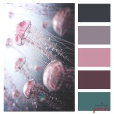 Need some #ColorInspiration today? The light pink tones mixed with the neutrals…