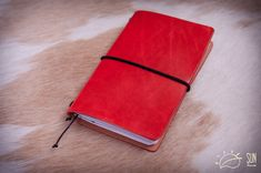 Midori Traveler's Notebook 'Flamenco' FREE by SunLeaves on Etsy