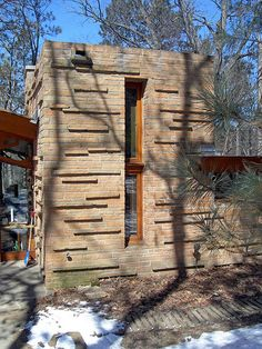 Seth Peterson Cottage, by Frank Lloyd Wright 20090312 4174 | Flickr - Photo Sharing!