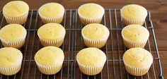 How To Make Homemade Cupcakes from scratch.   http://homemaderecipes.com/course/desserts/homemade-cupcakes-recipes/