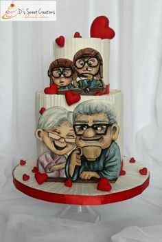 New cake fondant design decorating supplies 45 Ideas Pretty Cakes, Cute Cakes, Beautiful Cakes, Birthday Cake Decorating, Cake Decorating Tips, Decorating Supplies, Cake Birthday, Crazy Cakes, Fancy Cakes