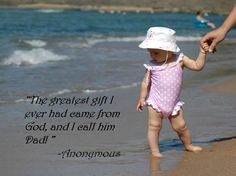 Fathers day quotes The greatest t I Ever had same form God and I call Him dad 1 Funny great fathers day quotes latest father day 2013 Short Father Daughter Quotes, Father And Daughter Love, Mother Daughter Quotes, Love You Dad, Daughter Sayings, Funny Fathers Day Quotes, Happy Father Day Quotes, Mothers Day Quotes, Happy Fathers Day