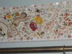 Cherb Plaque 2008 Mosaic