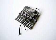 Anna Mavromatis: Artists' Books: ink + paper + folds = ...