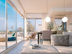 Estepona apartment for sale € 283,000 | Reference: 6517900 3 Bedroom Apartment, Find Property, Apartments For Sale, Malaga, Contemporary Design, Spain, Architecture, Luxury, Live