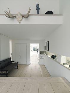 Arkitektens miljøvenlige hus | Boligmagasinet.dk