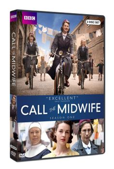 @Overstock - Call The Midwife: Season One (DVD) - This release contains the debut season of the British drama CALL THE MIDWIFE, which follows the trials and tribulations of midwives who see firsthand the troubles of pregnant women in the 1950s.    http://www.overstock.com/Books-Movies-Music-Games/Call-The-Midwife-Season-One-DVD/7219194/product.html?CID=214117  $27.18