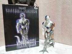 Dragon Ball HQ DX Figure Creatures 4 Mecha Freeza Banpresto from Japan