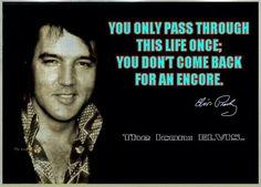 "Elvis ""Quote"""