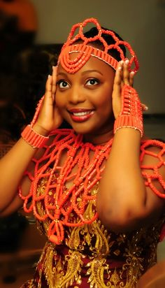 Nigerian Wedding: Happy Married Life To Dr Ugochi...