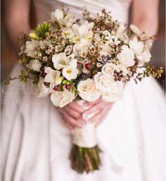 Svadobná kytica Kvetinová lady