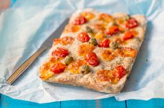 Gluteeniton focaccia Gluten Free Recipes, Free Food, Quiche, Breakfast, Heaven, Kitchen, Morning Coffee, Sky, Cooking