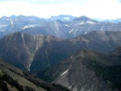 Beartooth Range If you want to feel like you're on top of the world, take the Beartooth Highway