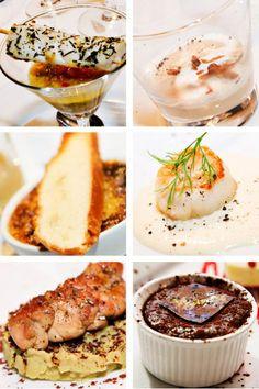 6 Course French Tasting Menu at Amantee, Bangkok, Thailand