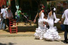 Festival of Seville Andalucia Spain