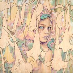 The Art of Fay Helfer http://fayhelfer.com/