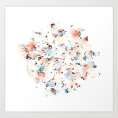 Signals Art Print by Okti - $17.00