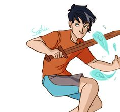 Percy Jackson (Artwork)