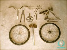 Legnano 20 Custom Bike Folding Restoring