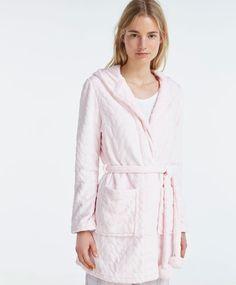 Szlafrok z teksturą - Zobacz Wszystko - Modowe trendy AW 2016 dla kobiet na…