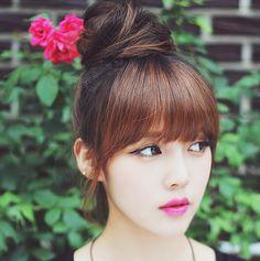 Park Hye Min Ulzzang -Pony makeup - Pony Beauty Diary