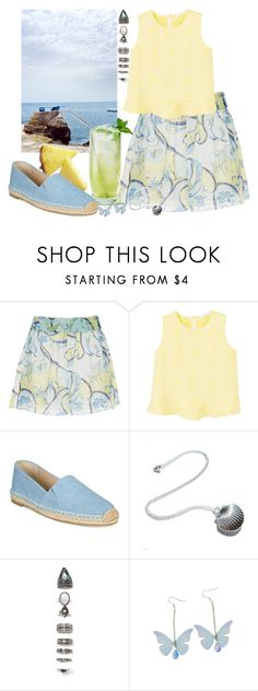 """""""Shorts"""" by freida-adams ❤ liked on Polyvore featuring Emilio Pucci, MANGO, Seven Dials and Nasty Gal"""