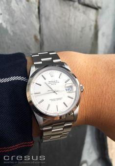 4289a70df6 Montre ROLEX Date d'occasion : Ref 15200. - Cresus Montres Rolex Femme,