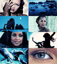 Greek Mythology~Vanessa L. Williams as Calypso