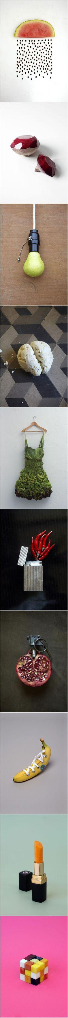 Creative food art