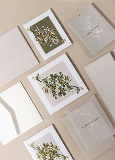 Elegant, sophisticated and modern floral wedding stationery design in a minimalist and very high class look for luxurious weddings and fashionable brides. Jewish Wedding Invitations, Minimalist Wedding Invitations, Wedding Invitation Sets, Floral Invitation, Invites, Floral Wedding Stationery, Botanical Wedding Invitations, Wedding Invitation Inspiration, Stationery Design