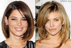 Resultado de imagem para cortes de cabelos para rejuvenescer mulheres baixinhas e de 47 anos