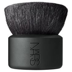 Nars Kabuki Botan Brush ($70) ❤ liked on Polyvore featuring beauty products, makeup, makeup tools, makeup brushes, beauty, filler, tools and accessories, undefined and nars cosmetics
