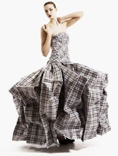 Amazing Recycle Fashion