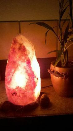 Do Salt Lamps Work Extraordinary 28 Best Himalayan Salt Lamps Images On Pinterest  Himalayan Salt