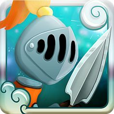 Qais Quest is a platform game featuring an armoured knight trying to get home. #Android #App