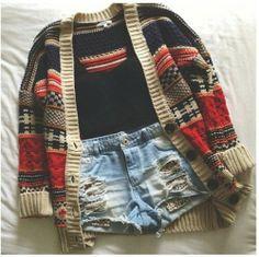 Tribal ¡Mueroooo! Suéter bonito, ¡ven a mi!