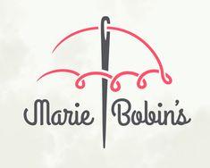 Logo Design: Sewing
