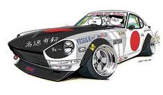 If you like Japanese classic cars arts you got to follow @mame_ozizo for awesome drawing..................................................... (((((Follow the artist @mame_ozizo ))))))) #432 #z #zx #s30 #s30z #240z #260z #280z #280zx #300zx #350z #370z #zclub #s30club #s30crew #nissan #nissanz #datsun #datsunz #zfamily #zcar #fairlady #fairladyz #jdm #stance by s30club #datsunz