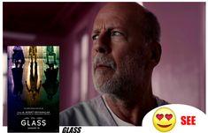 #Glass #SEEorSNUB #BruceWillis #MNightShyamalan #SamuelLJackson #JamesMcAvoy #Unbreakable #Split #Movie #Film #Movies #Films #PeterParker #StanLee #Marvel Split Movie, Movie Film, Movies, The Best Films, James Mcavoy, Bruce Willis, Stan Lee, Jackson, Writer