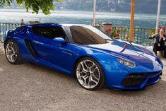 Lamborghini Asterion - Entrant: Automobili Lamborghini S.p.A. - 2015 Concorso d'Eleganza Villa d'Este
