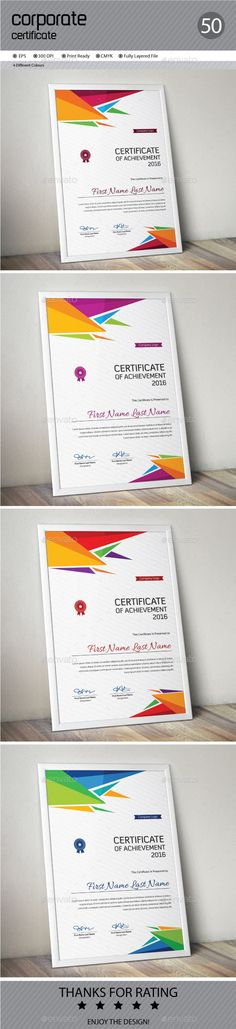 Certificate Template Vector EPS. Download here: http://graphicriver.net/item/certificate/14459520?ref=ksioks