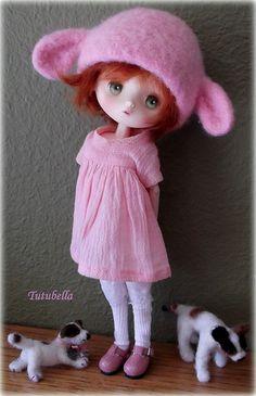 Jerry Berry doll | da TutuBella