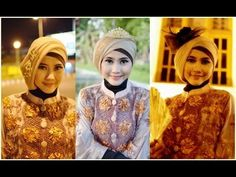 Tutorial Hijab Modern Paris | Tutorial Hijab Pesta dan Wisuda by Didowardah - Part #24