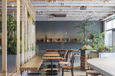 PUDDLE- CAFE POE @ChigasakiCAFE POE @Chigasaki