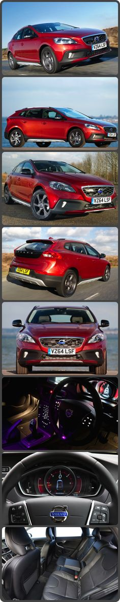 V40 Cross Country with their new Drive-e power trains.
