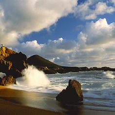 Stunning Big Sur   Soberanes Crashing Surf   CoastalLiving.com