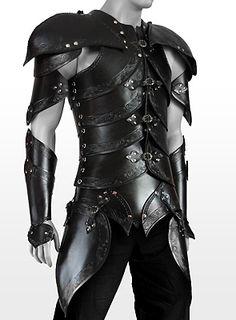 Gorgeous elvin armor for men