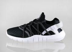 super popular 57e9a 11483 Nike Huarache NM (Black  White - Black)