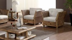 Amazing how you can safe the planet by using Bamboo Furniture.